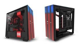 H700 PUBG PC case από την NXZT
