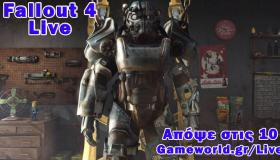 Fallout 4: Part 5 Live - Radiation