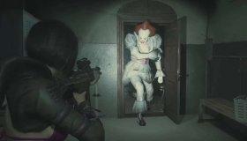 Mod του Resident Evil 2 Remake μετατρέπει τον Mr. X σε Pennywise