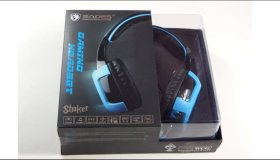 Sades Shaker headset review