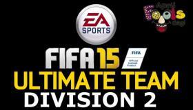 FIFA 15: Division 2 Live