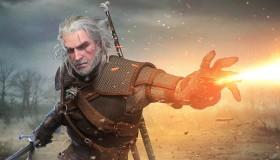 Ο Geralt of Rivia των The Witcher στο SoulCalibur VI