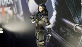 Game Maniacs: Μάσκα Corvo και φιγούρες The Witcher 3