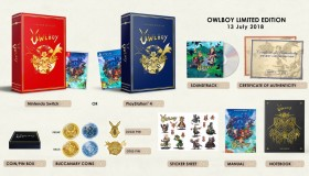 Owlboy: Limited Edition