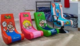 Gaming καρέκλες από την Nintendo