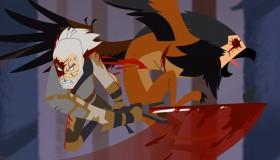 Samurai Witcher: Καρτούν μικρού μήκους με τον Geralt