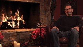 Overwatch Yule Log: Ο Jeff Kaplan της Blizzard για 8 ώρες ακίνητος στο τζάκι