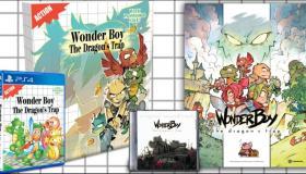 Wonder Boy: The Dragon's Trap Collector's Edition