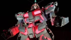 Νέο άγαλμα Gundam στην Ιαπωνία