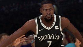 Οι μπασκετμπολίστες του NBA παίζουν τους αγώνες στο NBA 2K20