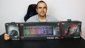 Budget Gaming 28: Trust Gaming Creon, Caldor και Thura