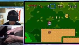 Τερμάτισαν Super Mario World και Castlevania: Symphony of the Night με κλειστά μάτια!