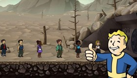 Fallout Shelter σε PS4 και Switch