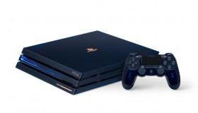 Συλλεκτική έκδοση PS4 Pro για τον εορτασμό 500 εκατομμυρίων πωλήσεων κονσολών της Sony