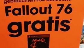 Τo GameStop δίνει δωρεάν Fallout 76 με κάθε DualShock 4