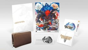 Final Fantasy Explorers Ultimate Box (3DS XL)