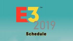 E3 2019: Το πρόγραμμα