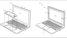 """Ευρεσιτεχνία για MacBook που """"τρέχει"""" μέσω iPhone"""