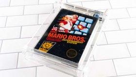 Η επενδυτική εταιρεία που αγόρασε το σπάνιο Super Mario Bros για 140.000 δολάρια το μετοχοποίησε