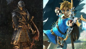 Mod του Dark Souls προσθέτει στοιχεία του The Legend of Zelda: Breath of the Wild