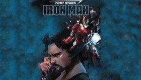Διαγωνισμός για δύο βιβλία Tony Stark - Iron Man: Νέα αρχή