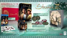 Shenmue 3 Collector's Edition