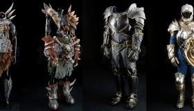 Σε δημοπρασία το armor και τα όπλα της ταινίας Warcraft