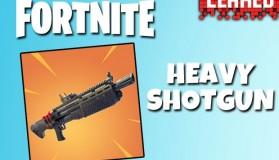 Fortnite v3.3.1: Προστίθεται το Heavy Shotgun και η Flame Trap