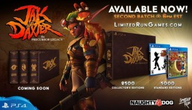 Jak and Daxter Collector's Edition στο PS4