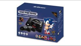 Sega Mega Drive Flashback console