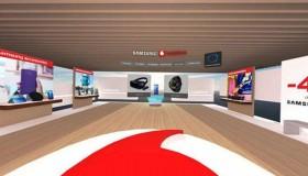 Η Vodafone και η Samsung ανοίγουν το πρώτο κατάστημα VR στην Ελλάδα