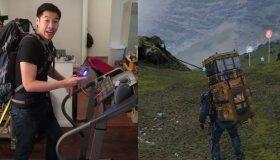 YouTuber συνέδεσε ηλεκτρικό διάδρομο στο PS4 για να παίξει Death Stranding