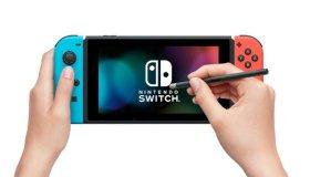 Γραφίδα και video game νοητικών ασκήσεων για το Nintendo Switch