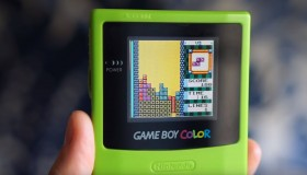Game Boy Color...με backlight