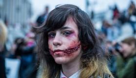 Zombie Walk Athens 2018