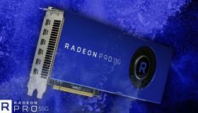 AMD Radeon Pro SSG: Κάρτα γραφικών με ενσωματωμένο SSD 2ΤΒ