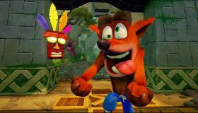 Παίζουμε Crash Bandicoot N. Sane Trilogy