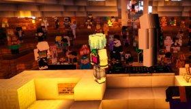 Minecraft: Το Open Pit είναι ένα in-game φιλανθρωπικό μουσικό φεστιβάλ