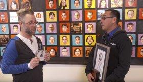 Βραβείο Guinness για φανατικό συλλέκτη της σειράς God of War