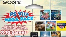 PS Vita Mega Pack