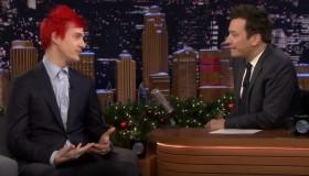 O Ninja στο Tonight Show του Jimmy Fallon