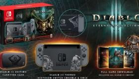 Συλλεκτικό Diablo 3 Nintendo Switch