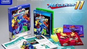 Mega Man 11 Collector's Edition