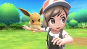 Pokemon Let's Go! Pikachu & Let's Go! Eevee για το Switch