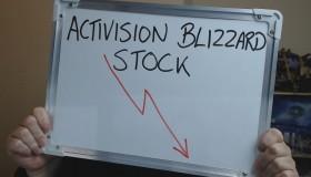 Η μετοχή της Activision Blizzard σημειώνει διαρκή πτώση