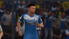 FIFA 21 Career mode LLM (Ultimate) με Barrow