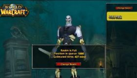 World of Warcraft Classic: Ουρές σε servers