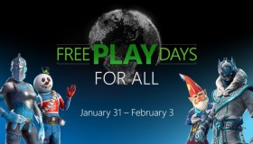Xbox Free Play Days For All