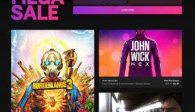 Epic Games Store: Το πρώτο Mega Sale με δωρεάν games