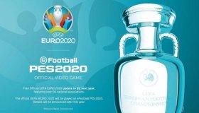 Το Euro 2020 θα είναι διαθέσιμο αποκλειστικά στο eFootball PES 2020
